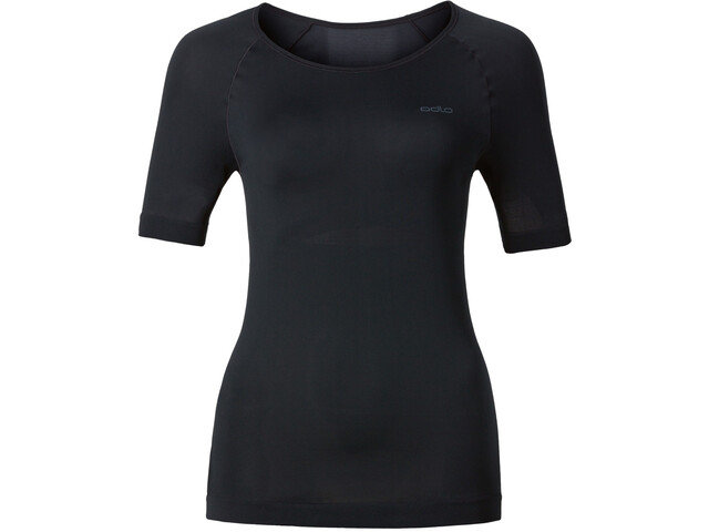 Odlo Evolution X-Light Shirt SS Crew Neck Damen black